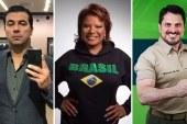 3 imigrantes nos EUA disputam as eleições no Brasil