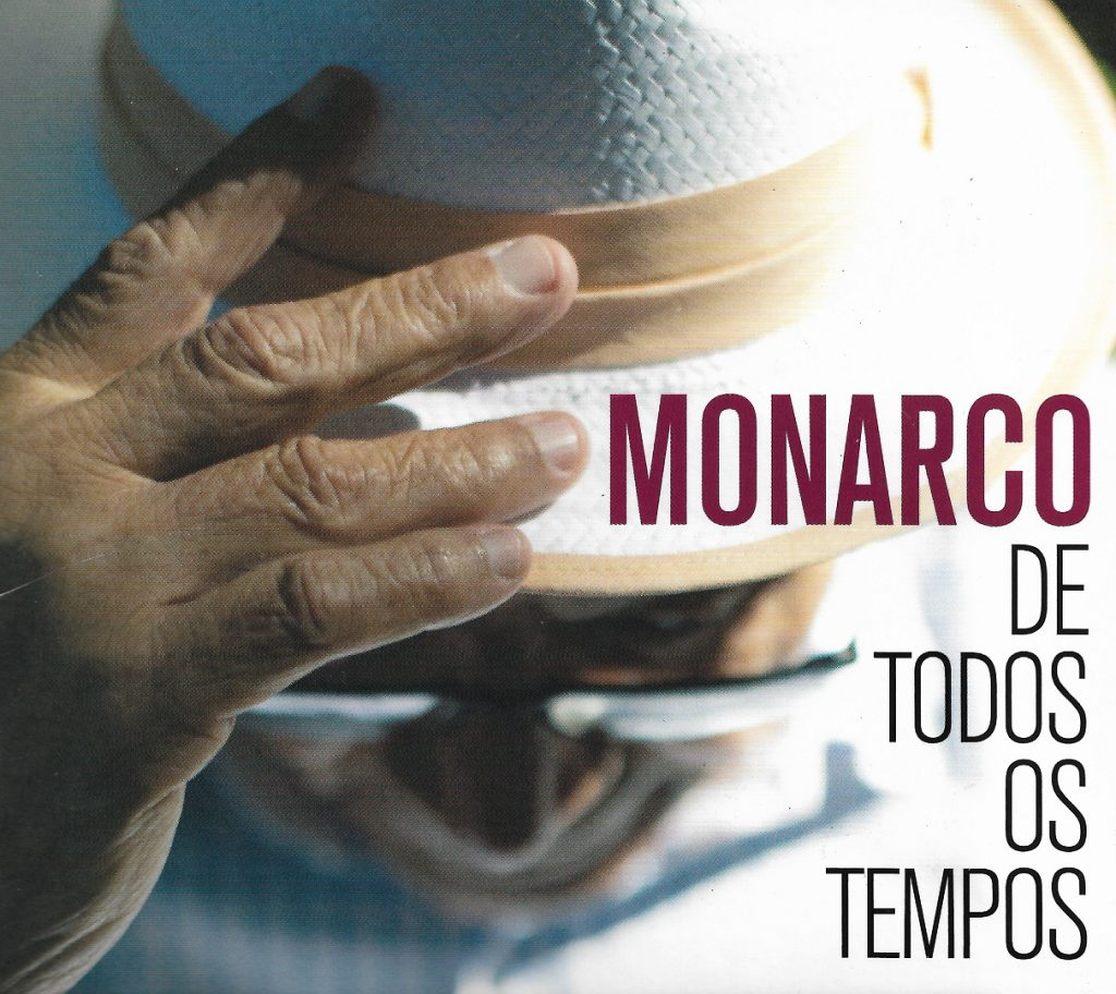 Capa CD Monarco O monarca da Portela