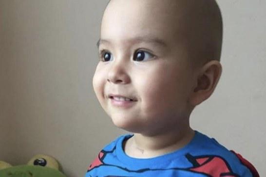 Brasileirinho busca doador de medula óssea compatível