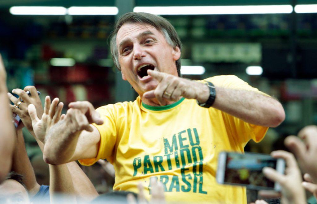 Foto10 Jair Bolsonaro Bolsonaro liderou a eleição em todas as cidades dos EUA