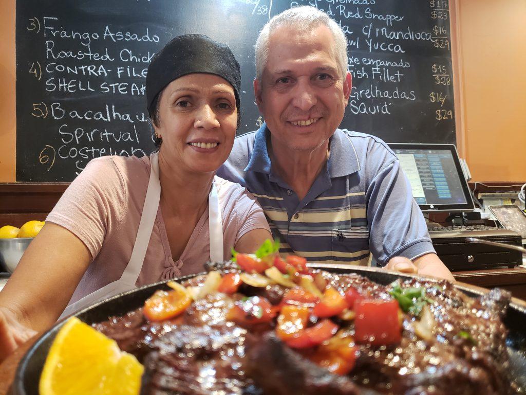 Foto11 Orlando e Silvana Campos Restaurante brasileiro é o 5º na lista dos melhores de Newark do USA Today