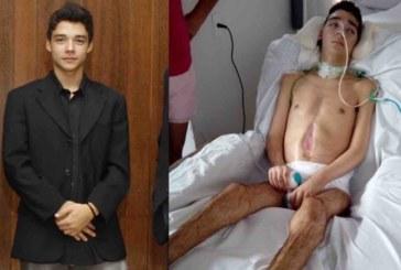 Estudante brasileiro cai do teto de igreja e luta pela vida