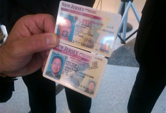 Carteira de motorista de NJ só valerá como identificação em voos até Outubro do ano que vem