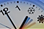 Horário de verão nos EUA termina em 4 de novembro