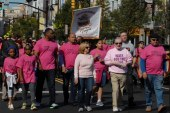 """Amador promove passeata """"Walk for the Cure"""" no Ironbound"""
