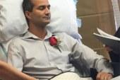 Almoço beneficente ajudará brasileiro vítima de paralisia