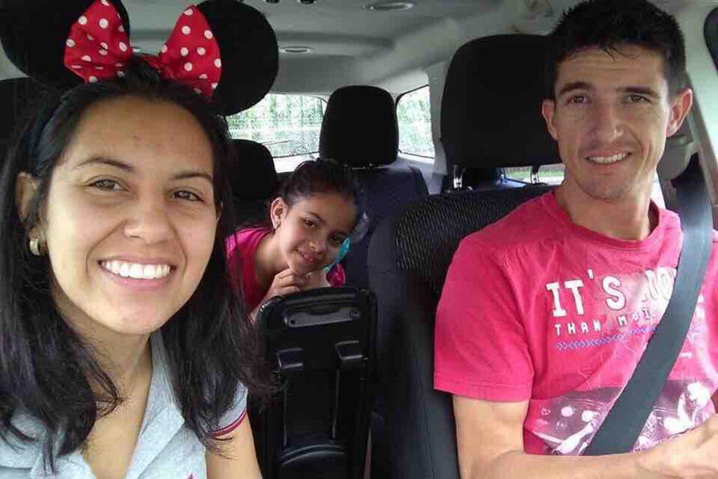 Foto19 Eduardo Daniela e Isabela Brasileiros ajudam conterrâneo na luta contra tumor cerebral