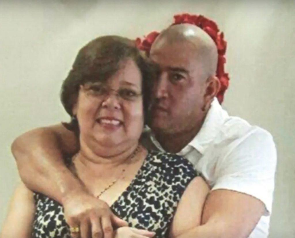 Foto2 Maria e Oscar Hernandez Miranda Cresce o número de imigrantes presos em entrevistas de casamento