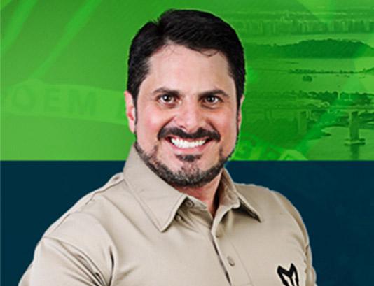 Foto23 Marcos do Val Imigrantes nos EUA se elegem a deputado federal e senador no Brasil