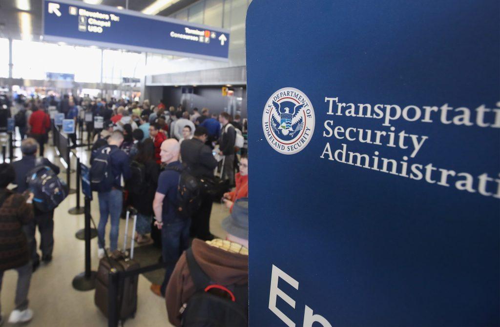 Foto24 Seguranca TSA TSA planeja uso de tecnologia de reconhecimento facial em voos domésticos