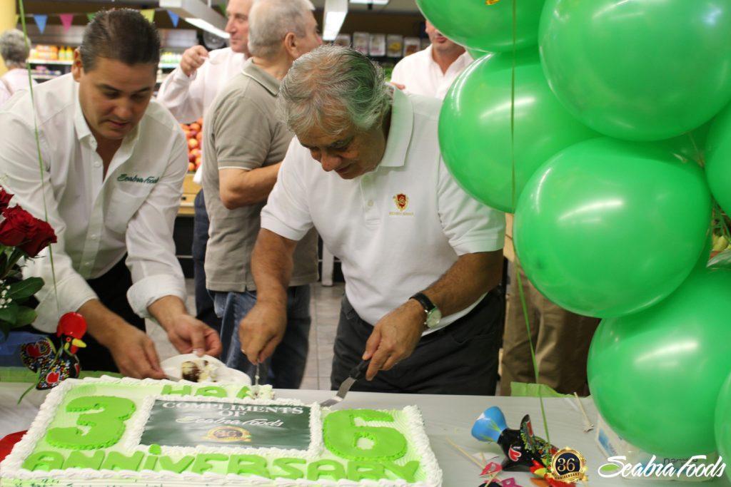 Foto25 Seabra Foods 36 anos de aniversario Rede Seabra Foods celebra o 36º aniversário nos EUA