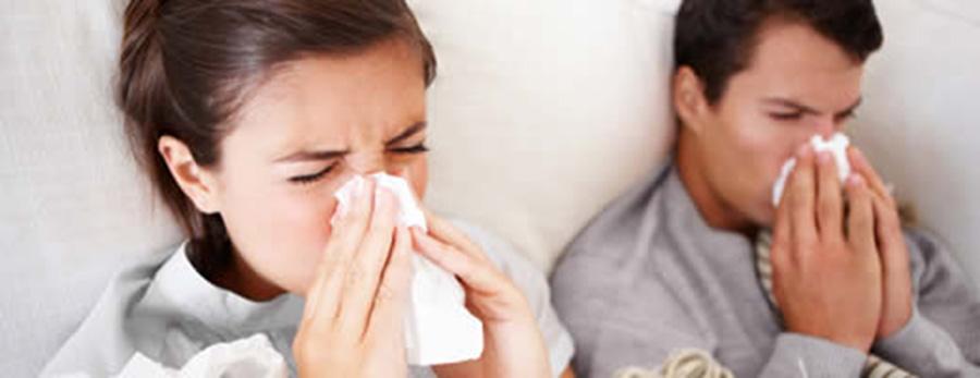 Foto3 Gripe  Especialistas alertam para onda de gripe em NJ