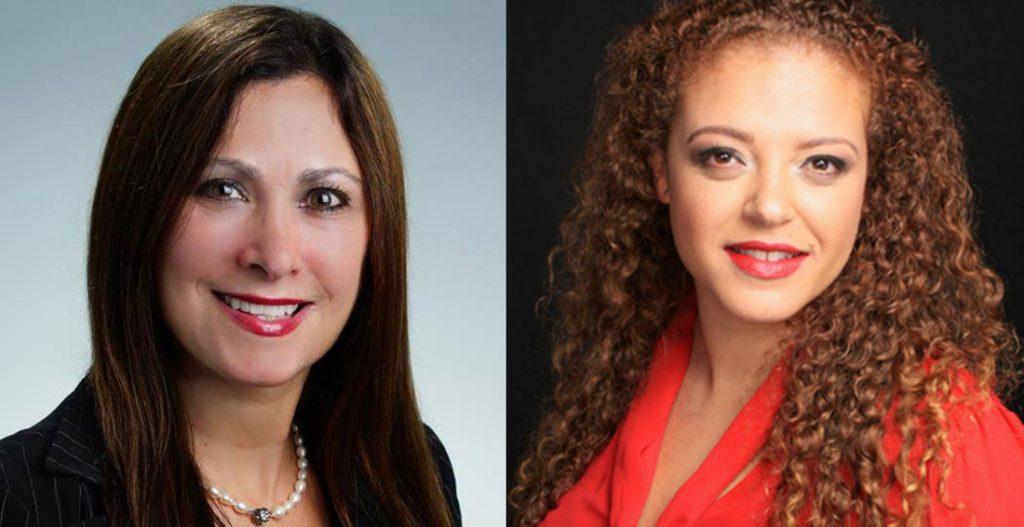 Foto13 Luciene Gomes e Renata Castro Brasileiras são candidatas a cargos políticos na Flórida