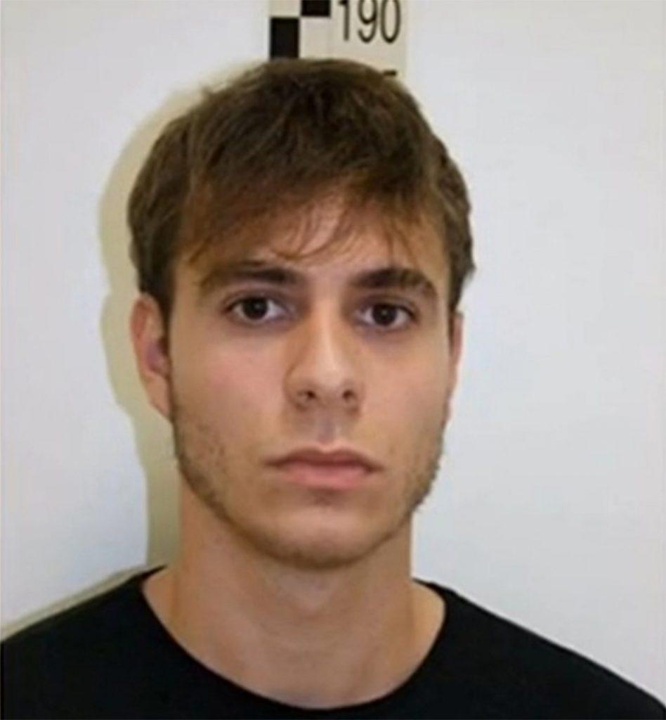 Foto18 Patrick Nogueira  Brasileiro pega prisão perpétua por chacina de parentes