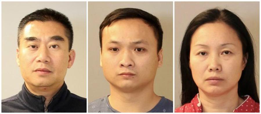 Foto19 Chin Pang Liu Yonglian Liu e Dong Teng Polícia desbarata rede de tráfico humano e prostituição em NJ