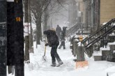Final de semana pode ter neve, chuva e granizo em NJ