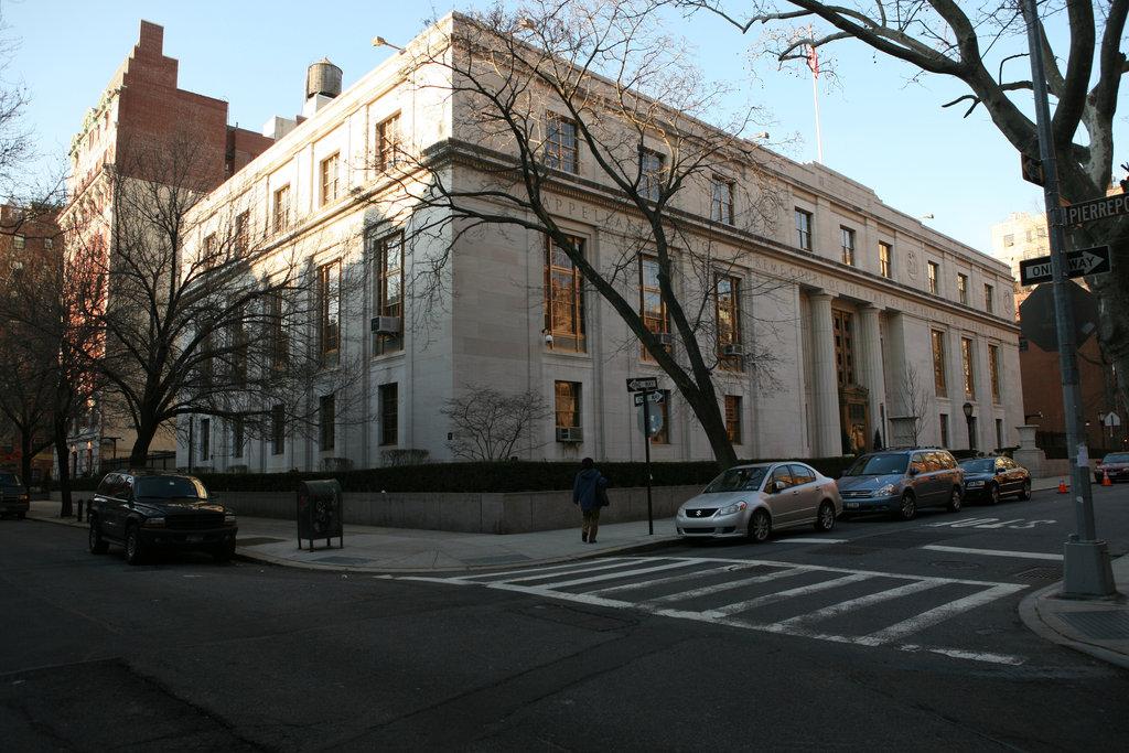 Foto26 Corte de Apelacoes no Brooklyn Polícia de NY não pode deter imigrantes para o ICE, diz Corte