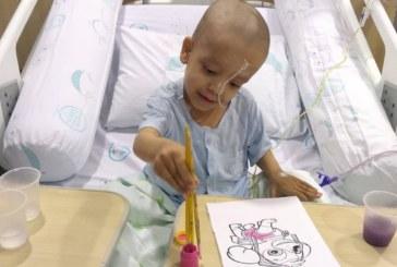 Brasileirinho trava luta contra leucemia rara