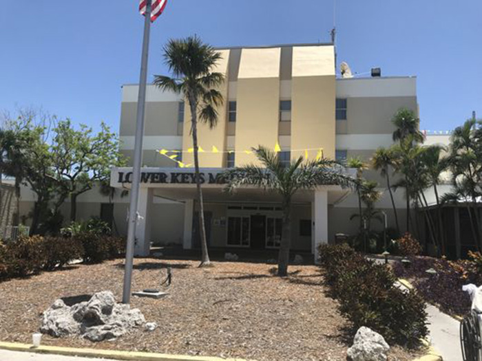 Foto3 Lower Keys Medical Center  Imigrante preso pelo ICE morre em hospital na Flórida