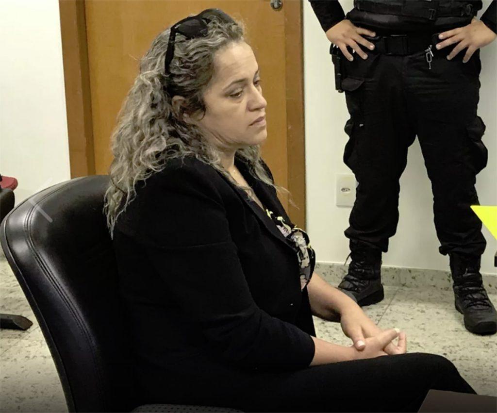 Foto3 Sueli Gomes Mulher de brasileiro deportado diz que marido é inocente de homicídio