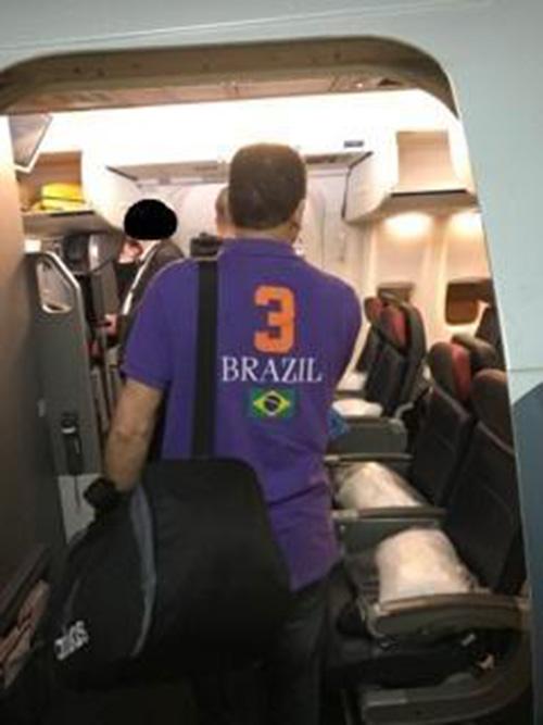 Foto3 Varley Ramos Costa Mulher de brasileiro deportado diz que marido é inocente de homicídio