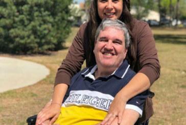Brasileiro luta contra a Esclerose Múltipla na Flórida