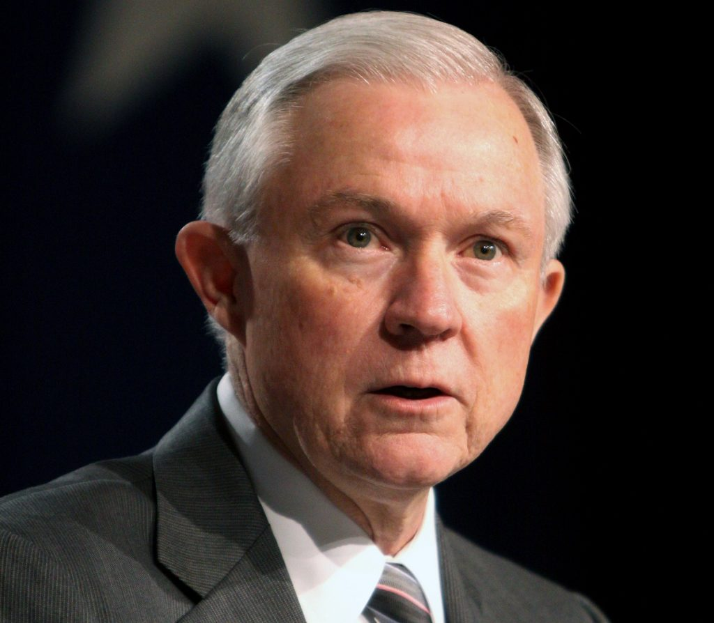 Foto6 Jeff Sessions Opositores à imigração temem saída de líderes conservadores