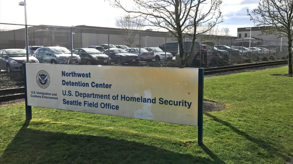 Foto7 Northwest Detention Center  Imigrante preso pelo ICE morre em hospital
