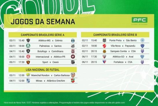 Palmeiras defende a liderança diante do Santos