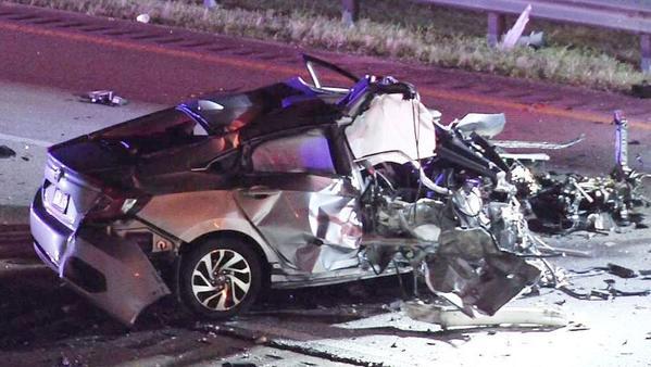 carro Filha de brasileiros morre em acidente de carro na Flórida