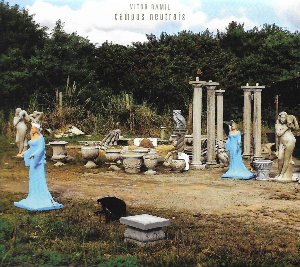 Capa CD Vitor Ramil Campos Neutrais Um compositor maior