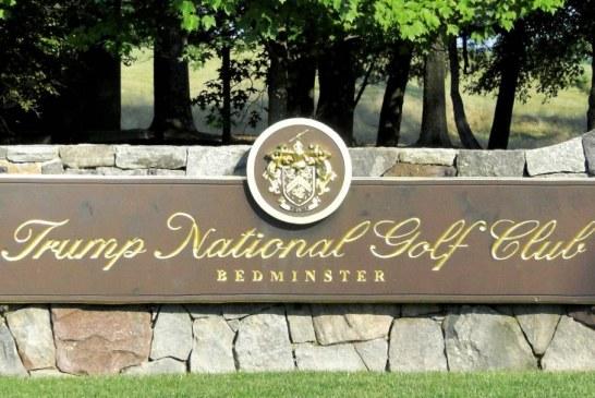 Indocumentada era camareira de Trump em campo de golfe