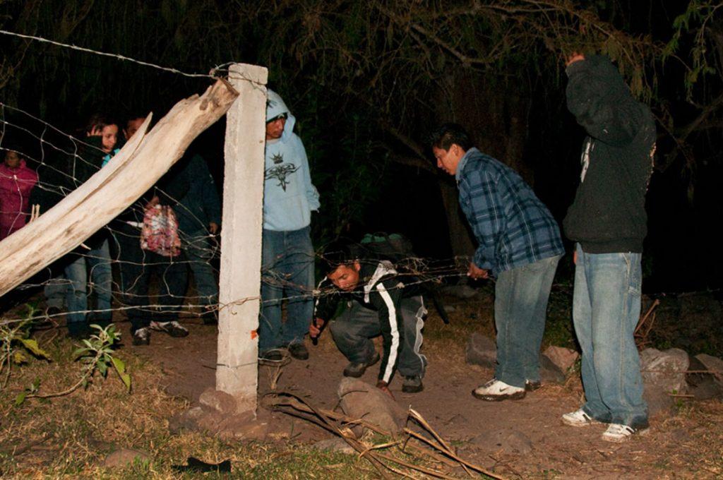Foto27 Parque Ecoalberto  Parque temático do México oferece travessia clandestina na fronteira