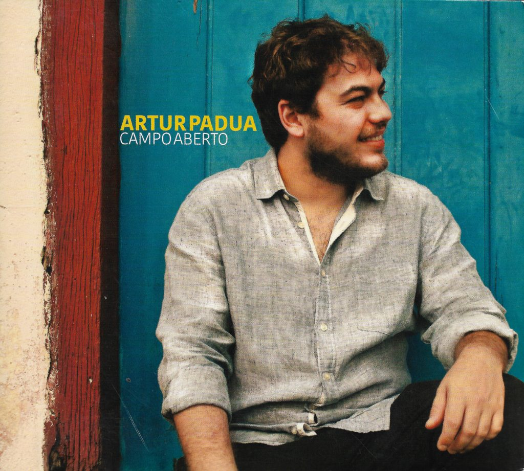 Capa CD Artur Padua E foi assim...