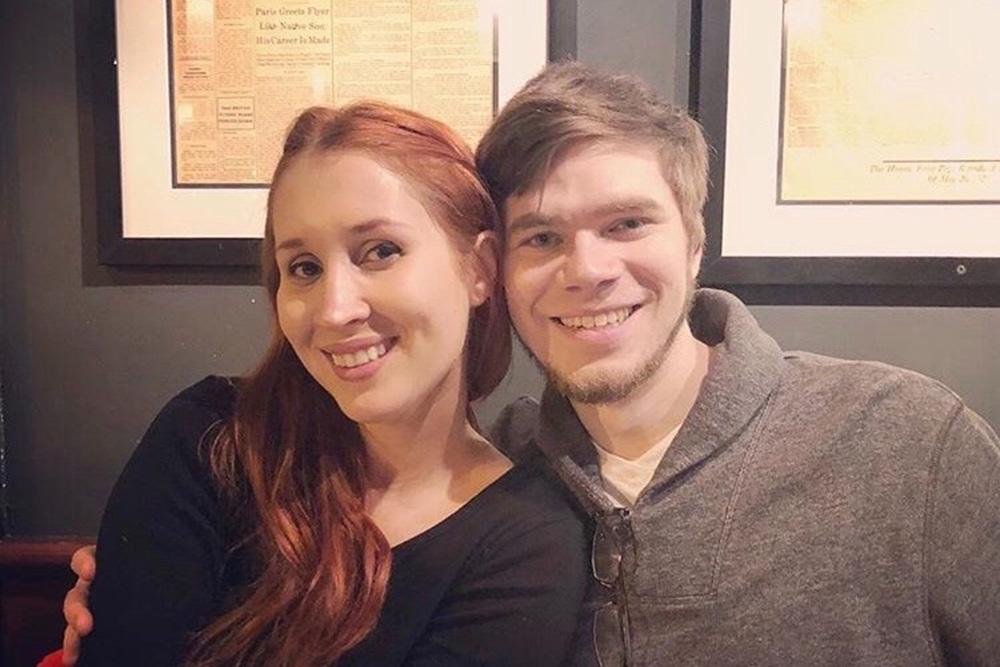 Foto1 Jeremy e Monica Bilia Brasileira tem morte súbita na véspera de ano novo