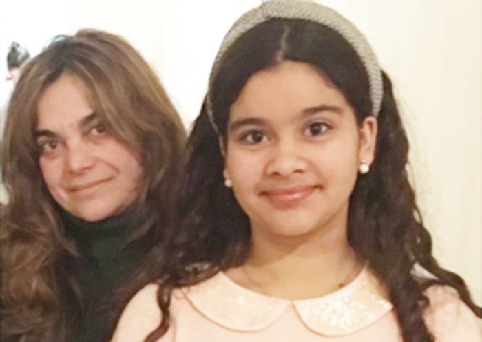 Foto21 Farah Mahmood 2 Filha de brasileira representará NJ em Congresso Nacional de Medicina