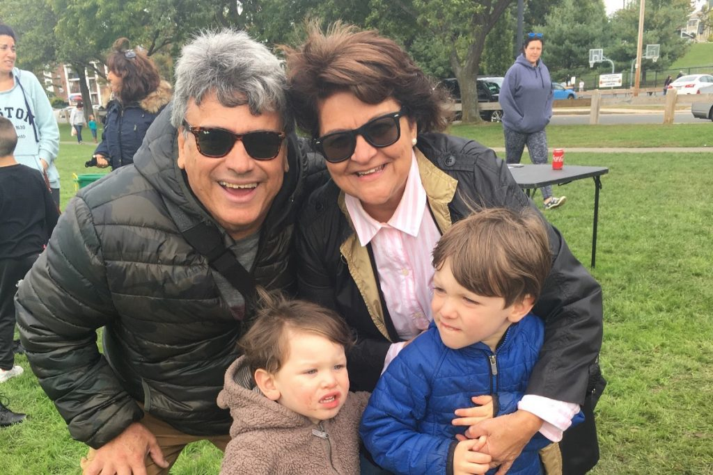 Foto21 Wagner e Anneliese Haase Macedo Campanha de brasileiro que perdeu a perna atinge US$ 13 mil