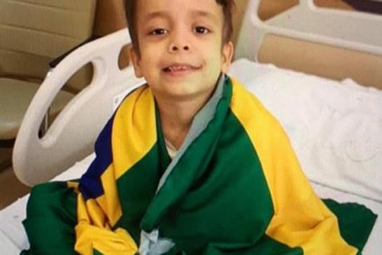 Brasileirinho perde a luta contra doença rara