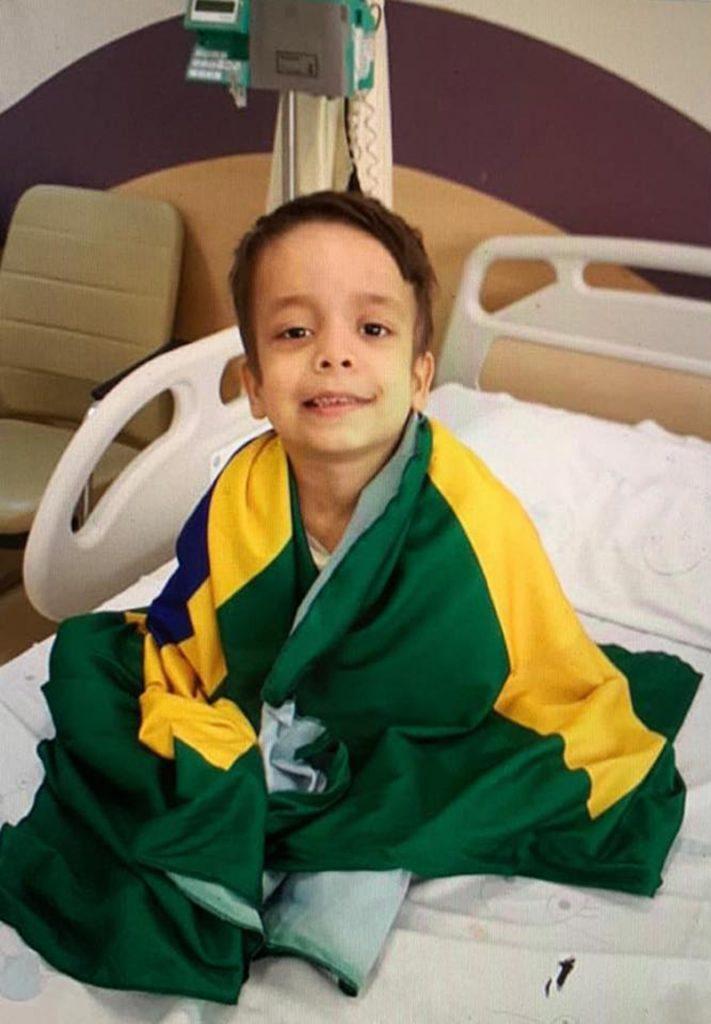 Foto22 Keve dos Santos Dias Brasileirinho perde a luta contra doença rara