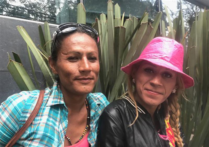 Foto24 Roxana Hernandez 22 imigrantes morreram sob a custódia do ICE nos últimos 2 anos