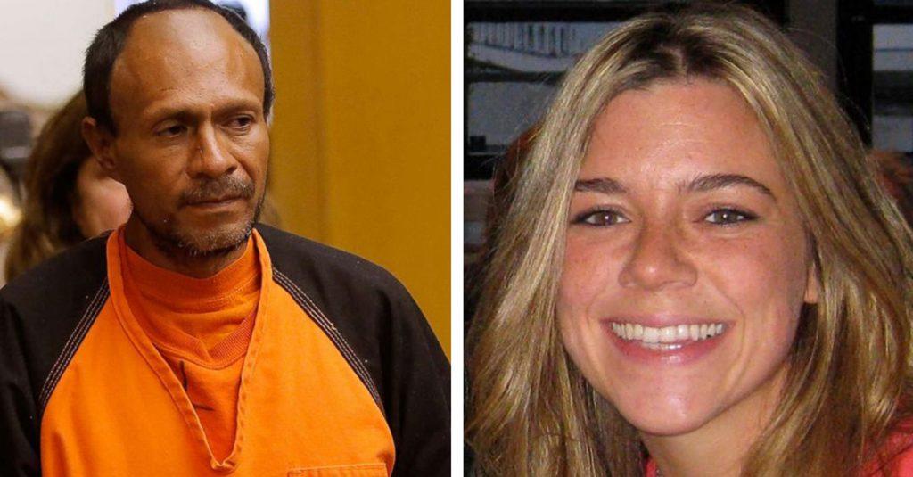 Foto3 Kate Steinle e Jose Ines Garcia Zarate Inocentado de matar americana, indocumentado quer anular pena