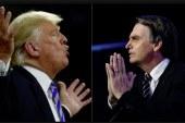 """Trump diz """"gostar"""" de comparação com Bolsonaro"""