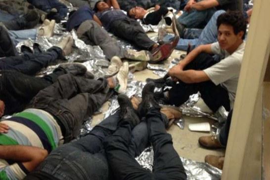 ICE deixa imigrantes nas ruas devido à superlotação em centros de detenção