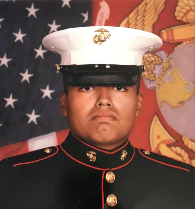 Foto5 Jilmar Ramos Gomez Imigração quase deporta veterano de guerra nascido nos EUA