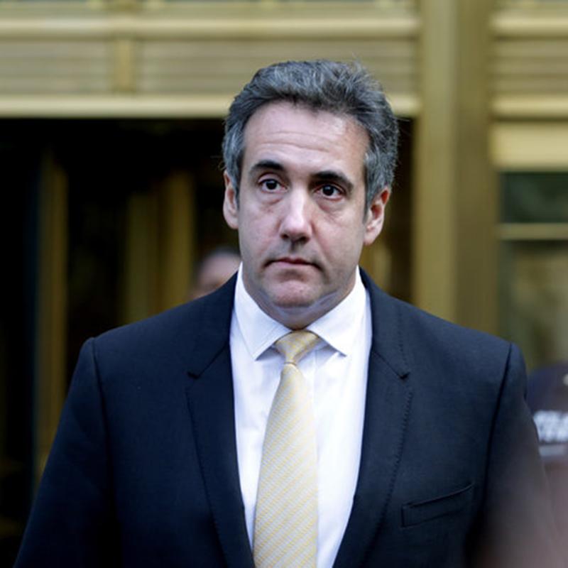 Foto5 Michael Cohen Cohen diz que está adiando o testemunho devido ameaças de Trump
