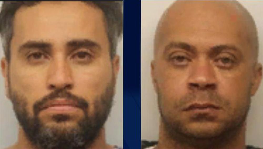 Foto7 Lulio Lopes da Silva e Anderson Santos Brasileiros clonam cartões e pena pode chegar a 30 anos de prisão