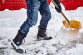 Neve poderá acumular até 10 polegadas no fim de semana em NJ