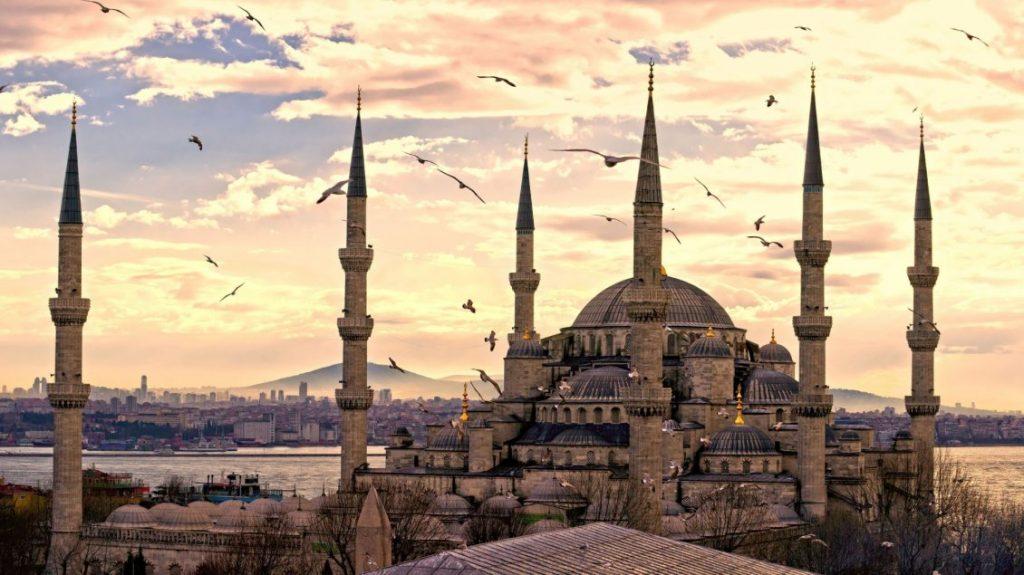 turquinha Onde fica Istambul