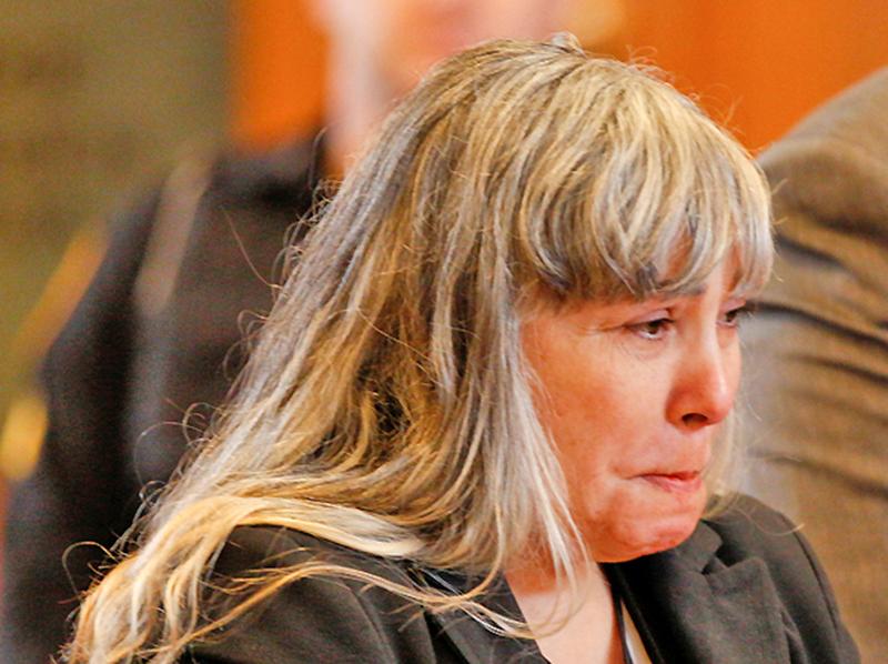 Foto14 Claudia Hoerig  Brasileira que matou marido americano pega prisão perpétua
