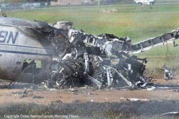 Aumentou o índice de acidentes aéreos fatais em 2018